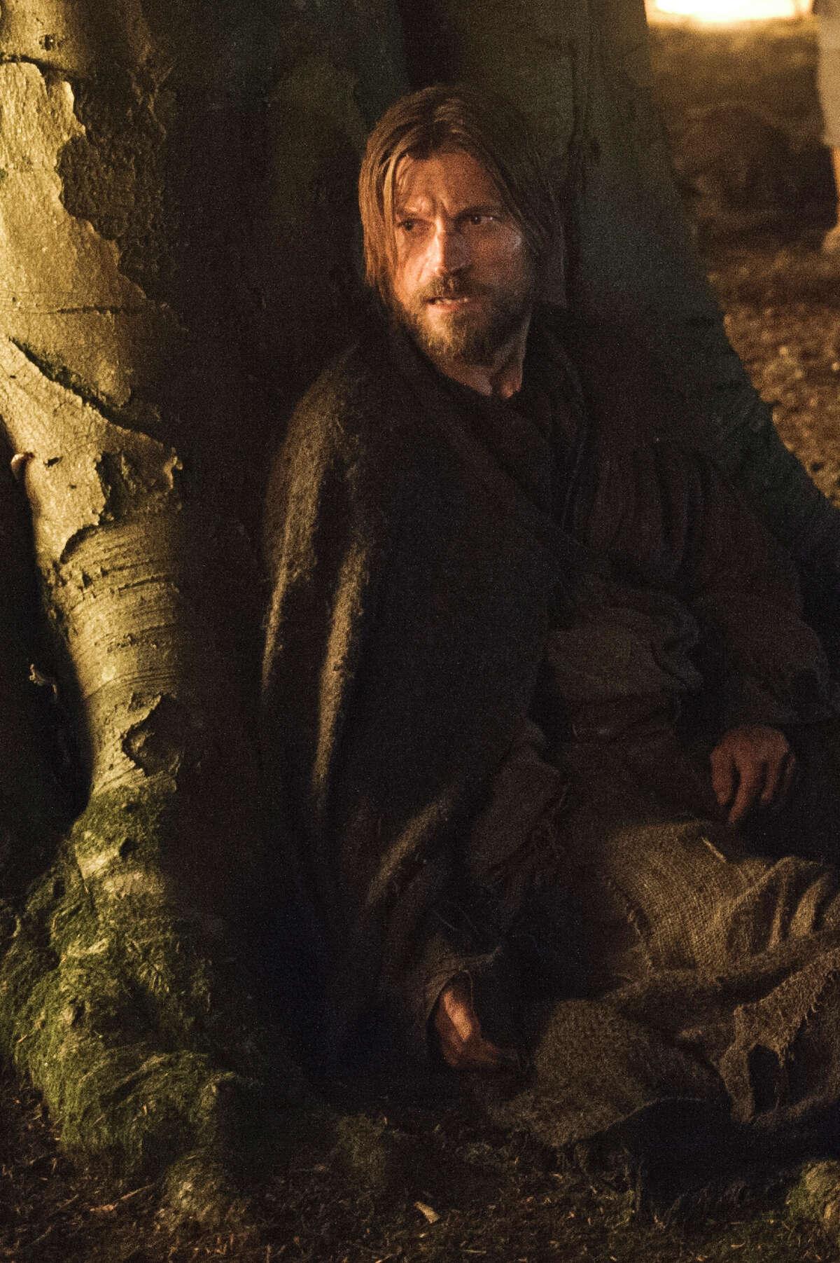 """Nikolaj Coster-Waldau as Jamie Lannister in """"Game of Thrones"""" Season 3 (Helen Sloan)"""