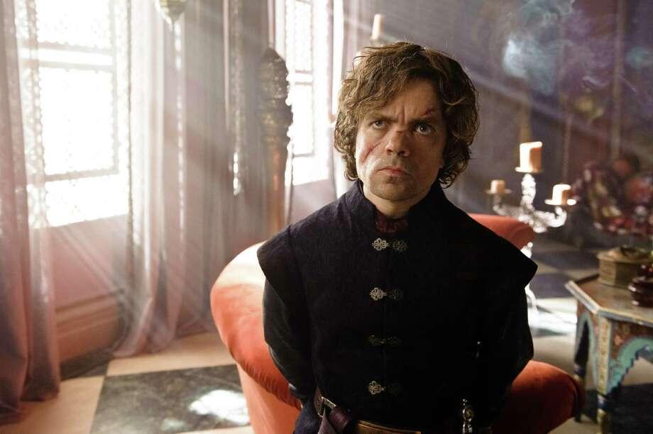 """Peter Dinklageas Tyrion Lannister in """"Game of Thrones"""" Season 3."""