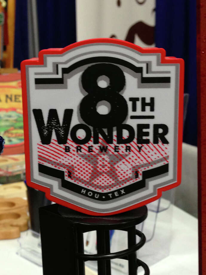 So is Houston's newest brewery, 8th Wonder.