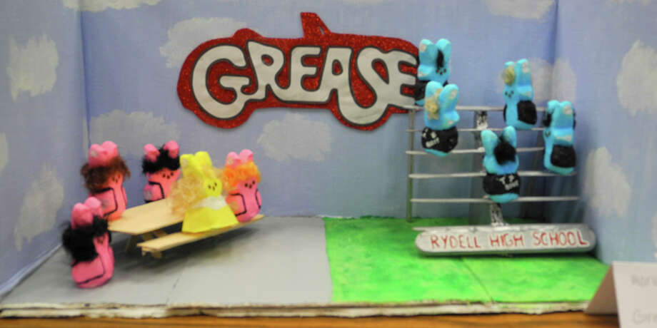 Peeps do Grease Photo: Warren Scott, Associated Press / The Herald Star