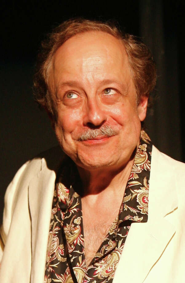 Actor Jeremy Lawrence will portray Tennessee Williams in a performance at the Jewish Community Center in Sherman on Saturday, April 6, at 8 p.m. Photo: Contributed Photo