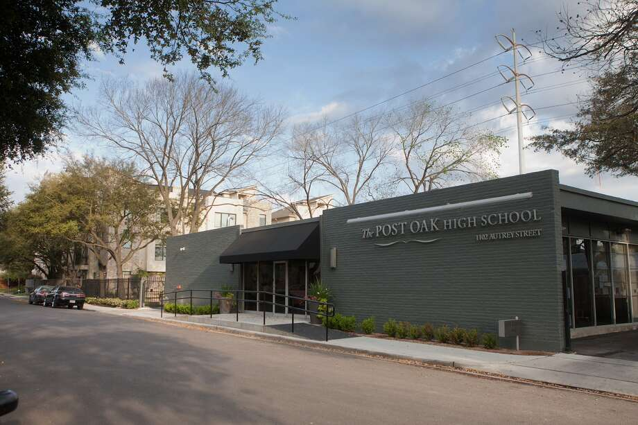 Post Oak School's high school at 1102 Autrey is near museums that school officials are eager to collaborate with on projects for students. Photo: R. Clayton McKee, Freelance / © R. Clayton McKee