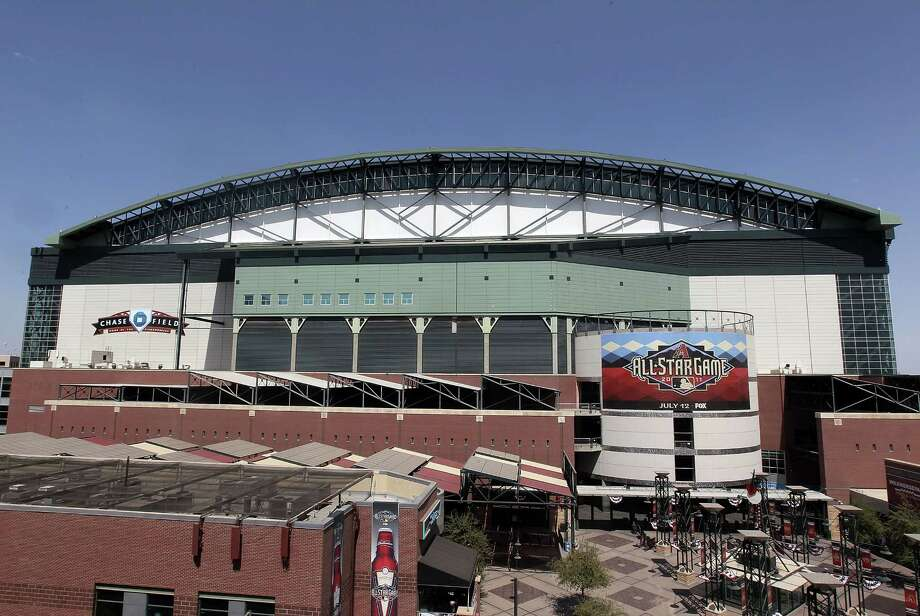 11. Chase Field, home of the Arizona Diamondbacks. Homes cost $182 per square foot, 1.87 times the area average. Photo: Christian Petersen, Getty Images / 2011 Getty Images
