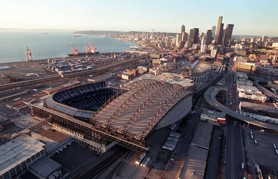 6. Safeco Field, home of the Seattle Mariners. Homes cost $333 per square foot, 2.05 times the area average. Photo: MERYL SCHENKER