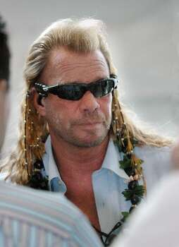 """Duane """"Dog"""" ChapmanIn 1976, Dog the Bounty Hunter (as he's better known as) was convicted of first degree murder and was sentenced to five years in a Texas prison. He was paroled after 18 months. According to Chapman, he was waiting in a car outside of the home where his friend had gone to buy marijuana. During the deal, the friend got into an argument with the dealer and shot him."""