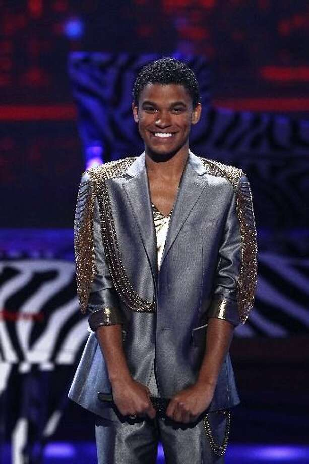 Daniel Joseph Baker from America's Got Talent.