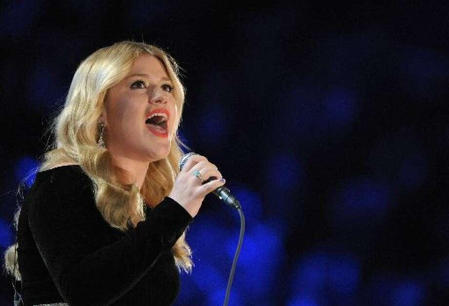 Kelly Clarkson, the original Idol.
