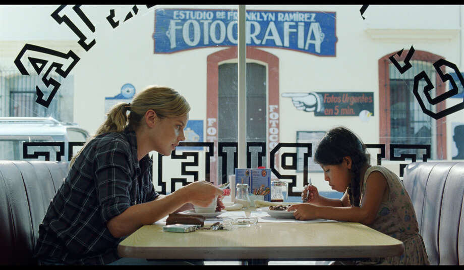 Ashley (Abbie Cornish, left) and Rosa (Maritza Santiago Hernández) share a common goal - to be reunited with their families. / © 2012 Brainstorm Media