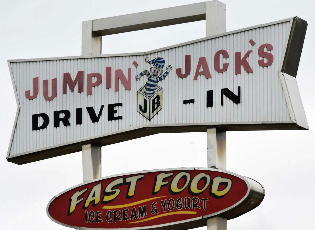 Jumpin' Jack's Drive-In in Scotia opens for the season Thursday March 28, 2013. (John Carl D'Annibale / Times Union)