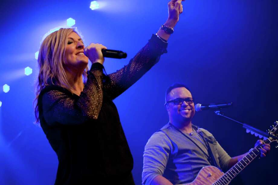 Darlene Zschech, has just released her long-awaited  Revealing Jesus  live worship CD/DVD and 365-day devotional hardcover gift book. Photo: Hoganson Media