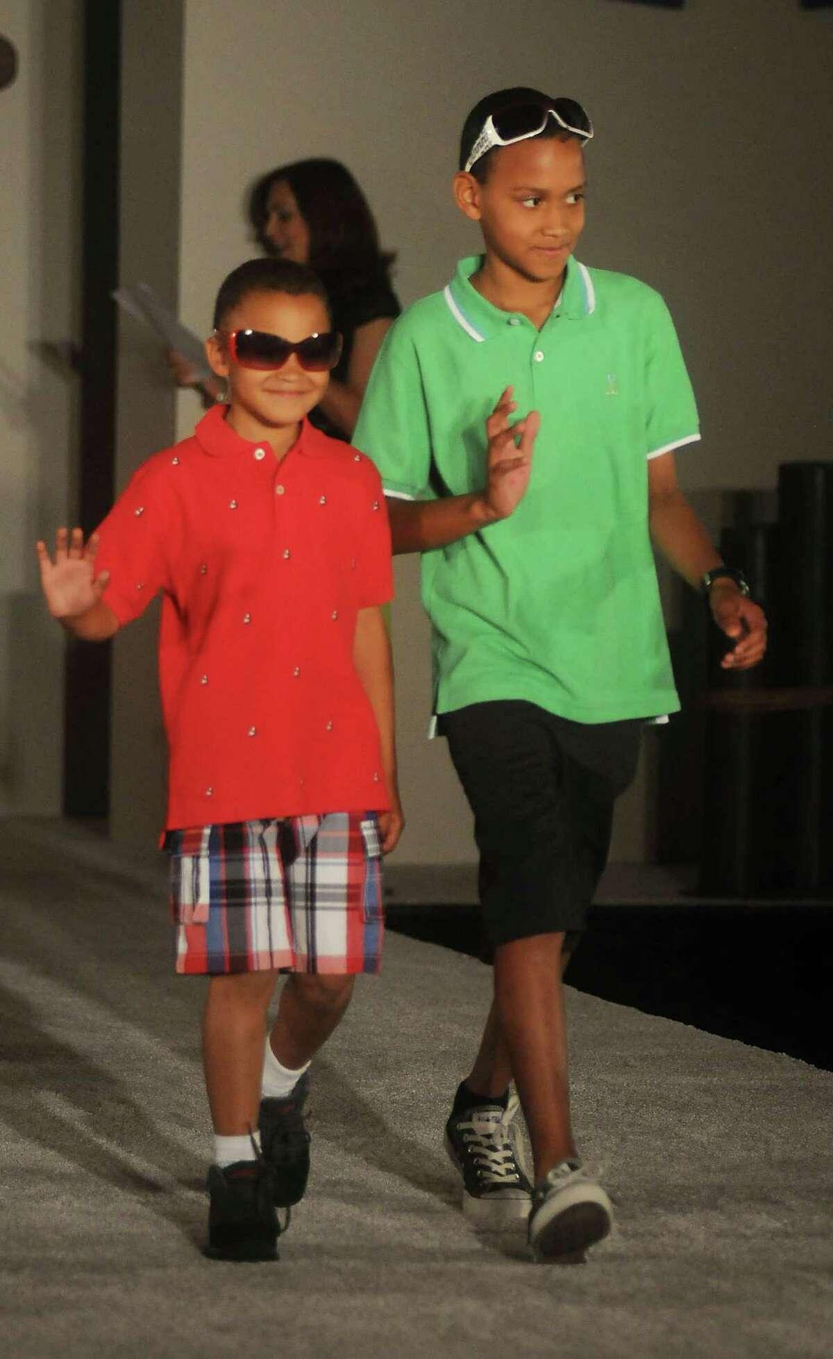 Boys No. 9 Clothes