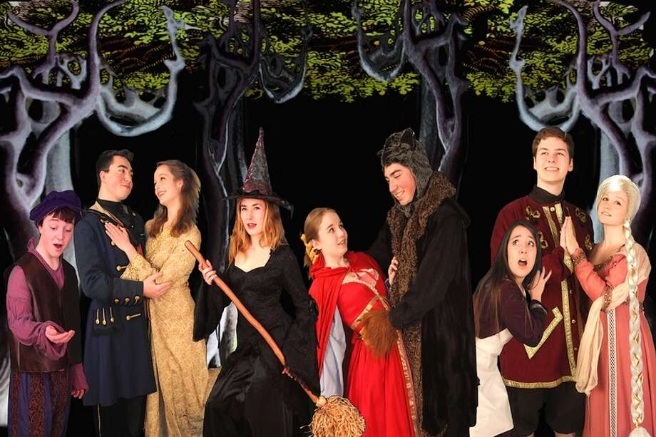 Into the Woods/BCHS