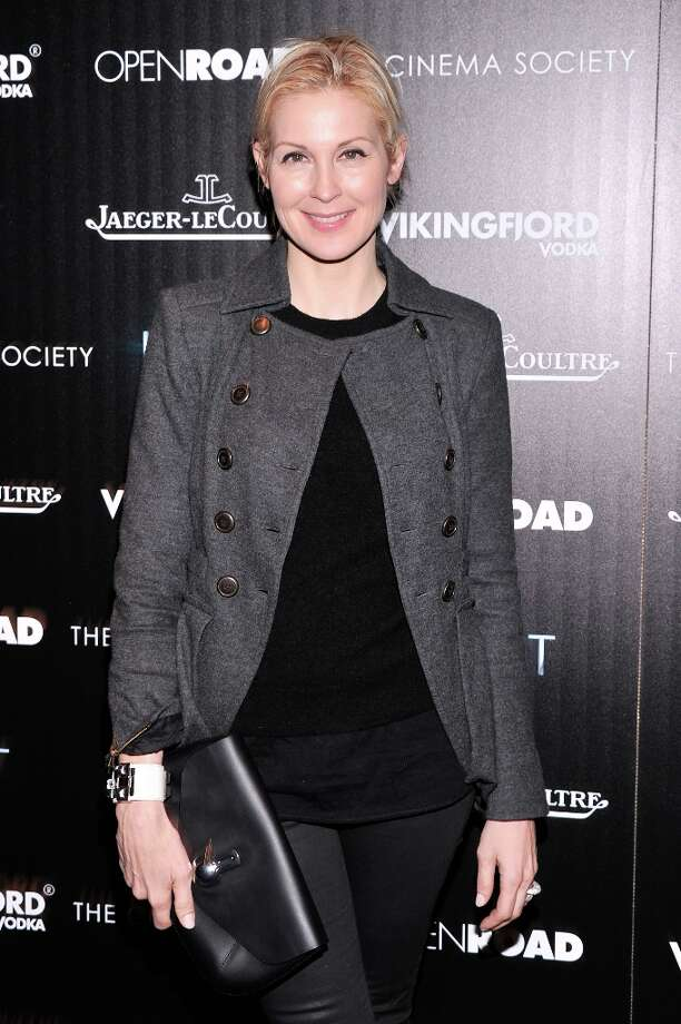 Actress Kelly Rutherford attends The Cinema Society & Jaeger-LeCoultre Hosts A Screening Of The Host at Tribeca Grand Hotel on March 27, 2013 in New York City. Photo: Stephen Lovekin, Getty Images / 2013 Getty Images