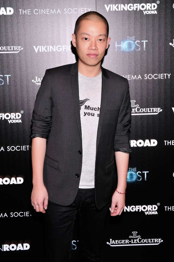 Designer Jason Wu attends The Cinema Society & Jaeger-LeCoultre Hosts A Screening Of The Host at Tribeca Grand Hotel on March 27, 2013 in New York City. Photo: Stephen Lovekin, Getty Images / 2013 Getty Images