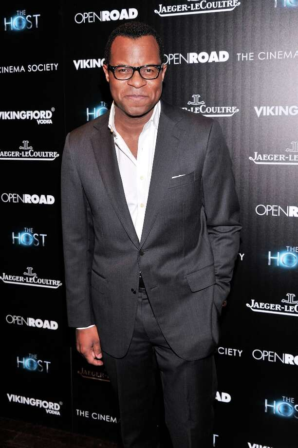 Geoffrey Fletcher attends The Cinema Society and Jaeger-LeCoultre Hosts A Screening Of The Host at Tribeca Grand Hotel on March 27, 2013 in New York City. Photo: Stephen Lovekin, Getty Images / 2013 Getty Images