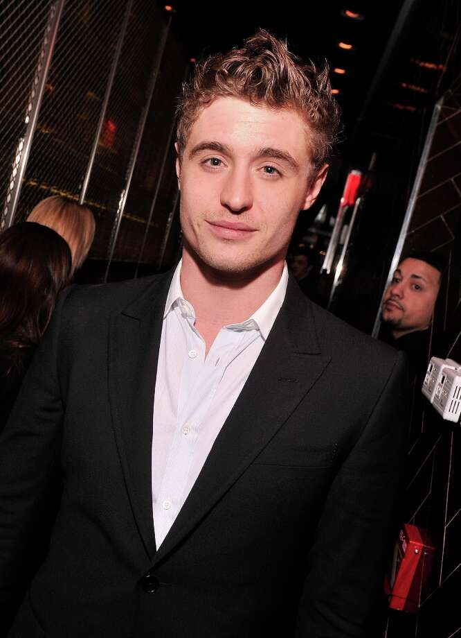 Actor Max Irons attends the after party for a screening of The Host hosted by The Cinema Society & Jaeger-LeCoultre at Jimmy At The James Hotel on March 27, 2013 in New York City. Photo: Stephen Lovekin, Getty Images / 2013 Getty Images