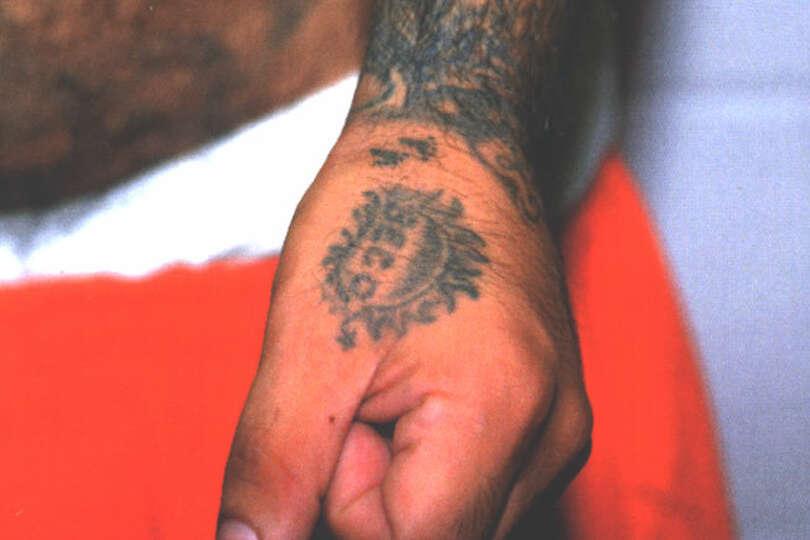 Mexican mafia photo san antonio express news for Mexican gang tattoos