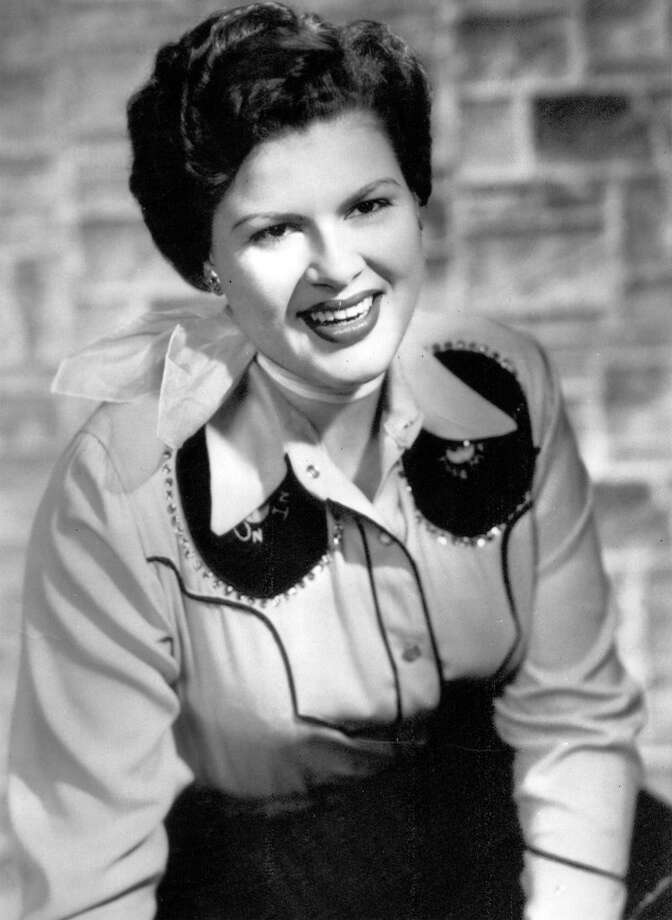 "November 1961:Patsy Cline takes Nelson's ""Crazy"" over to the pop charts, where it rises to No. 9. Nelson had recorded the song himself a few months earlier. Months earlier, Nelson was too nervous to pitch the song to Cline, so he waited in the car while his friend, the late songwriter Hank Cochran, pitched it. According to Cochran, Cline threatened to kick Nelson's (expletive). Photo: AP / AP"