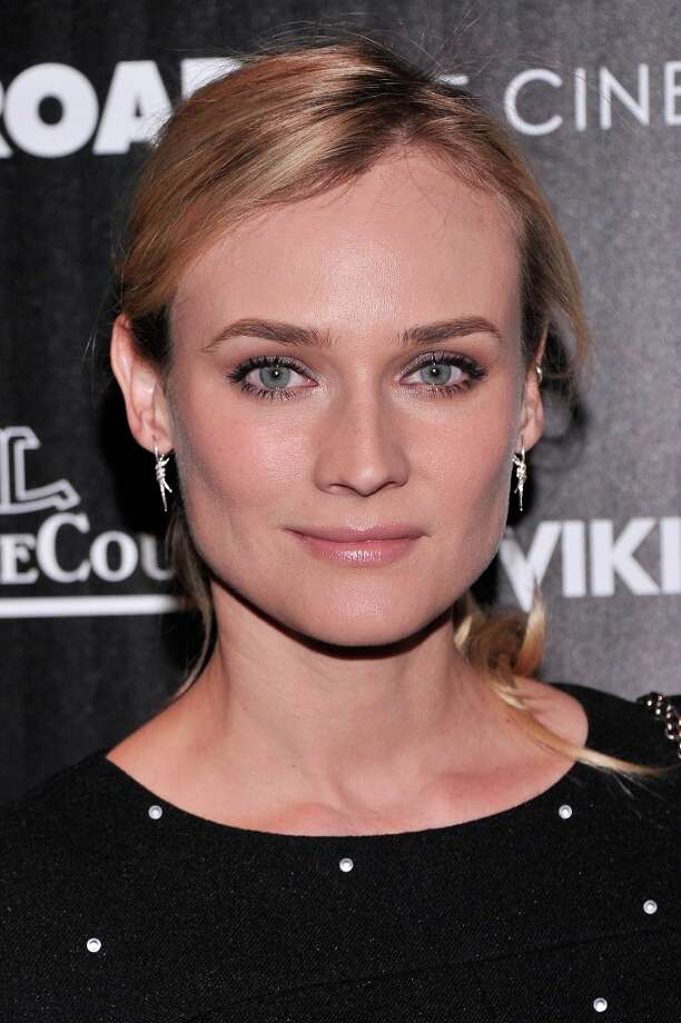 Actress Diane Kruger attends The Cinema Society and Jaeger-LeCoultre Hosts A Screening Of The Host at Tribeca Grand Hotel on March 27, 2013 in New York City. Photo: Stephen Lovekin, Getty Images / 2013 Getty Images