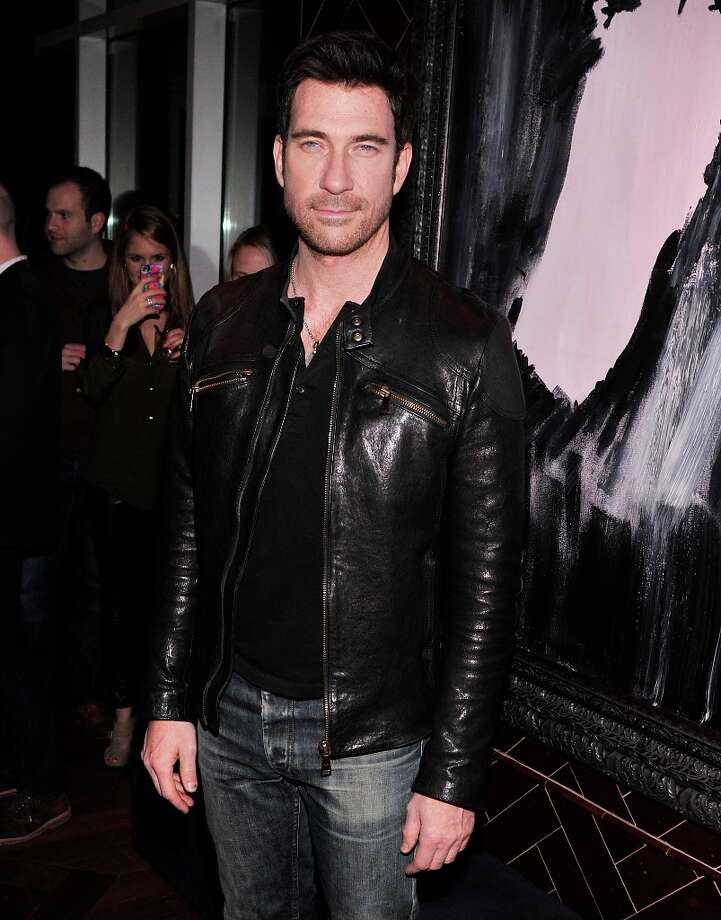 Actor Dylan McDermott attends the after party for a screening of The Host hosted by The Cinema Society & Jaeger-LeCoultre at Jimmy At The James Hotel on March 27, 2013 in New York City. Photo: Stephen Lovekin, Getty Images / 2013 Getty Images
