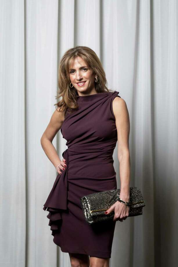 Best Dressed honoree Sima Ladjevardian. Photo: Michael Paulsen, Staff / © 2013 Houston Chronicle