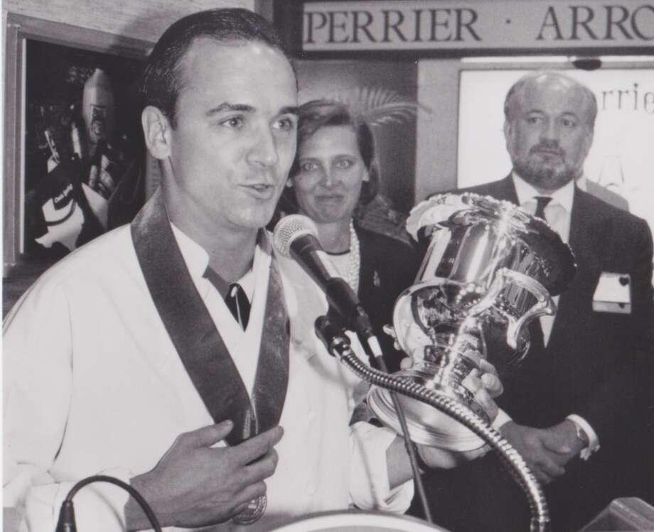 Jean-Georges Vongerichten, 1992.