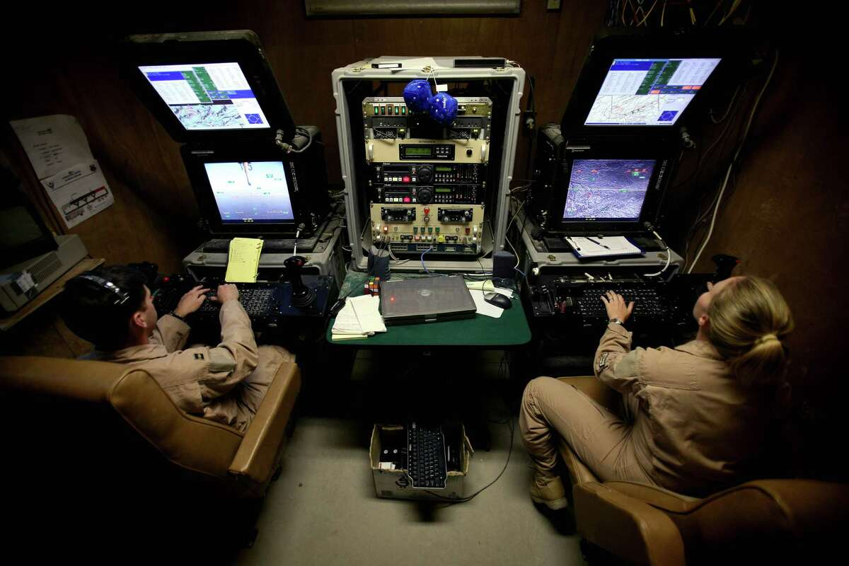 As of 2010, 41 percent of Defense Department aircraft were flown unmanned, according to CNN.
