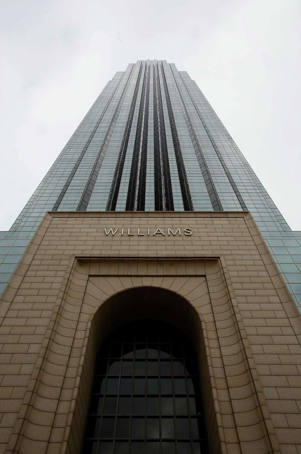 The Williams Tower stands in Houston, Texas, U.S., on Monday, March 18, 2013.Office sales in Houston, the fourth-largest U.S. city, jumped 32 percent last year to $3.89 billion, the highest total in five years and outpacing the 21 percent gain for the entire U.S., according to the research firm Real Capital Analytics. Photographer: Aaron M. Sprecher/Bloomberg