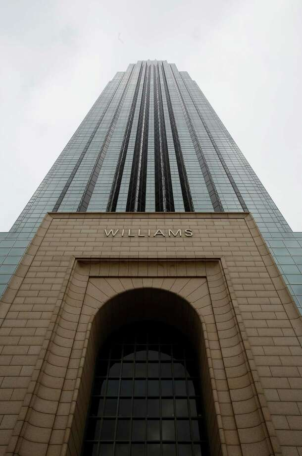 The Williams Tower in Houston: 901 feet, 64 stories Photo: Aaron M. Sprecher / © 2013 Bloomberg Finance LP