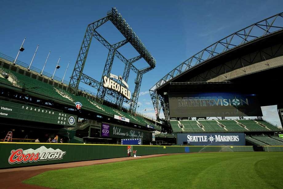 15) The fences. As you probably know, the Safeco Field walls have been moved in, as much as 17 feet in left-center field. This year's lineup could have driven it through the marine layer and out of the park last year.
