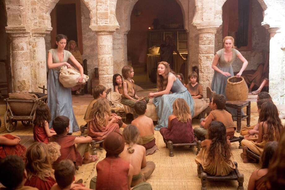 Natalie Dormer lost her head in The Tudors, but uses her head to get ahead in Game of Thrones as Margaery Tyrell