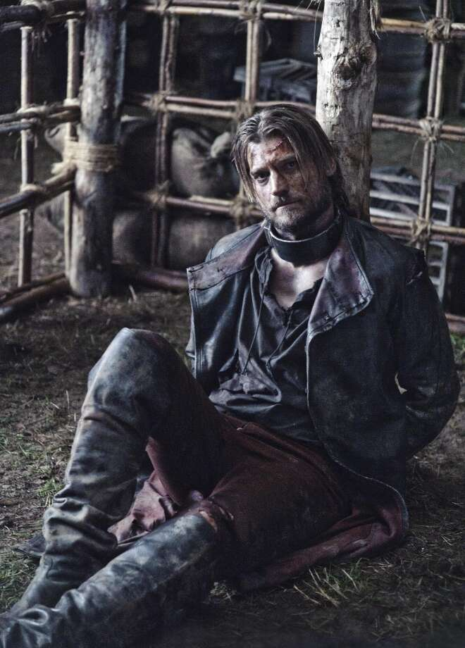 Nikolaj Coster-Waldau portrays Jaime Lannister in a scene from Game of Thrones. Photo: Helen Sloan, Associated Press / HBO