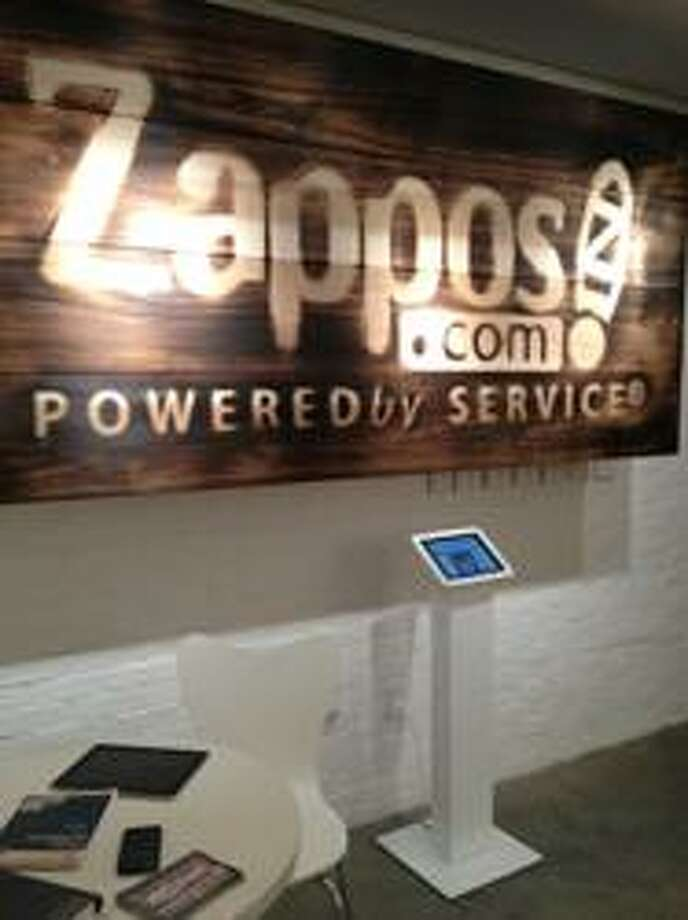 Zappos.com has made a name for itself online. It's the biggest brand in Utah. Photo: PRWeb