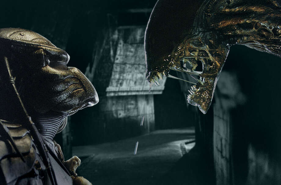 'Alien vs. Predator' (Bad) Photo: AP / TWENTIETH CENTURY FOX