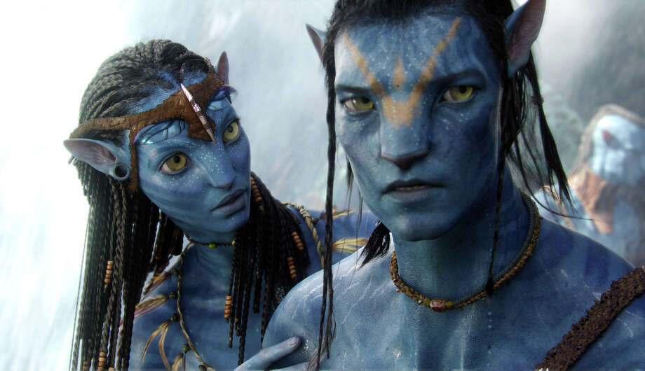 'Avatar' (BAD -- except that this time WE were the space aliens) Photo: 20th Century Fox, AP / 20th Century Fox