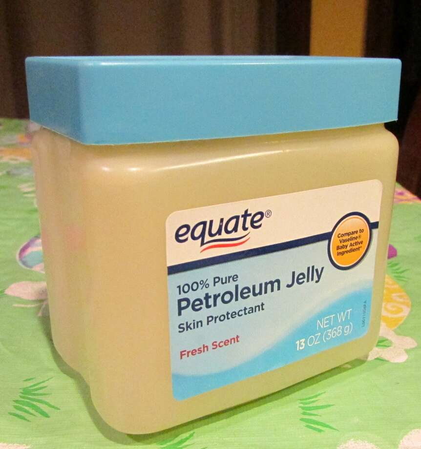 Petroleum jelly or Vaseline containers also contain Plastic #6 which is questionable of whether or not toxins seep into the actual jelly which wouldn't be good for your chapped skin. Photo by Erik DeFruscio. Photo: Picasa