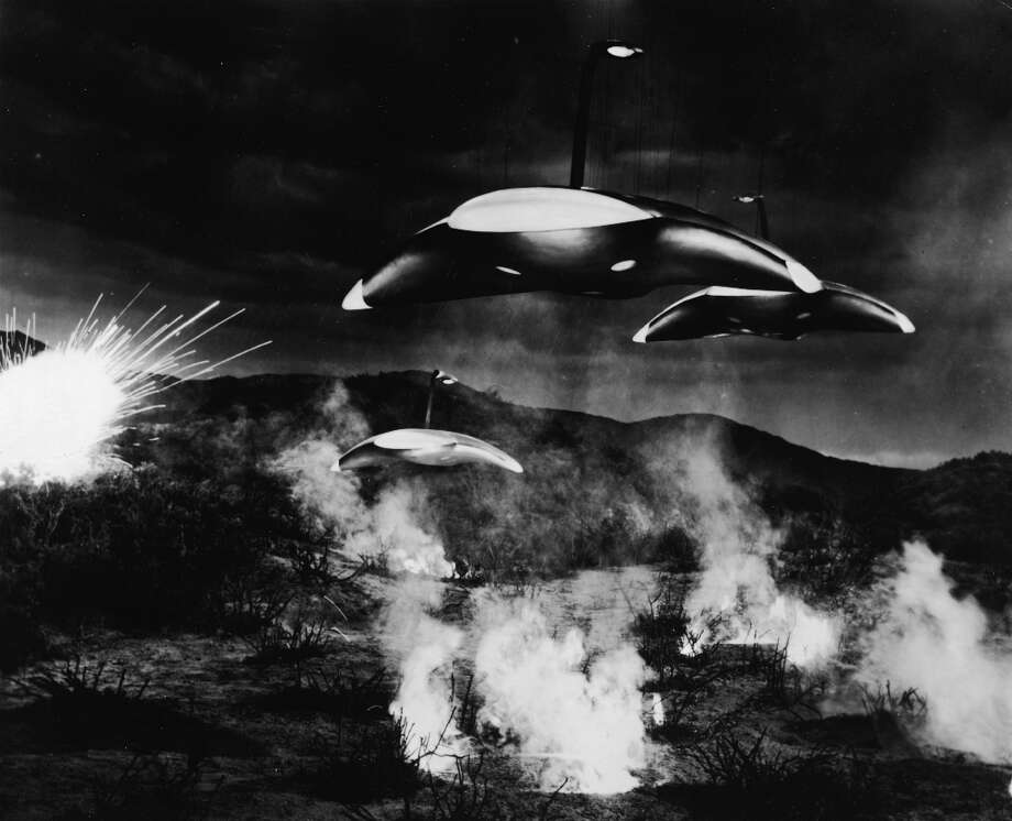 'The War of the Worlds' (Bad) Photo: Paramount Pictures, Getty Images / Moviepix