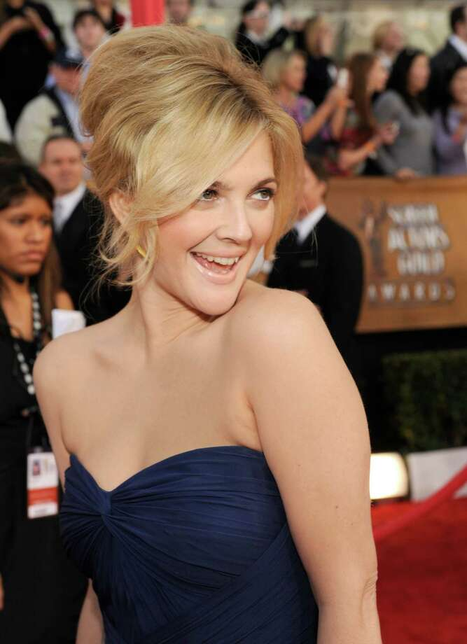 Drew Barrymore Photo: Kevork Djansezian, Getty Images / Getty Images North America