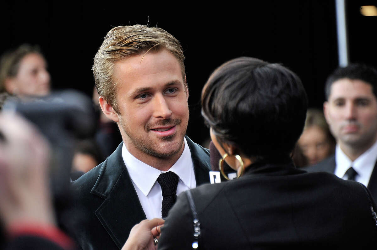 Actor Ryan Gosling attends