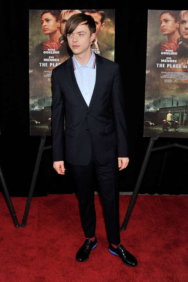 "Actor Dane DeHaan attends ""The Place Beyond The Pines"" New York Premiere at Landmark Sunshine Cinema on March 28, 2013 in New York City. Photo: Stephen Lovekin, Getty Images / 2013 Getty Images"