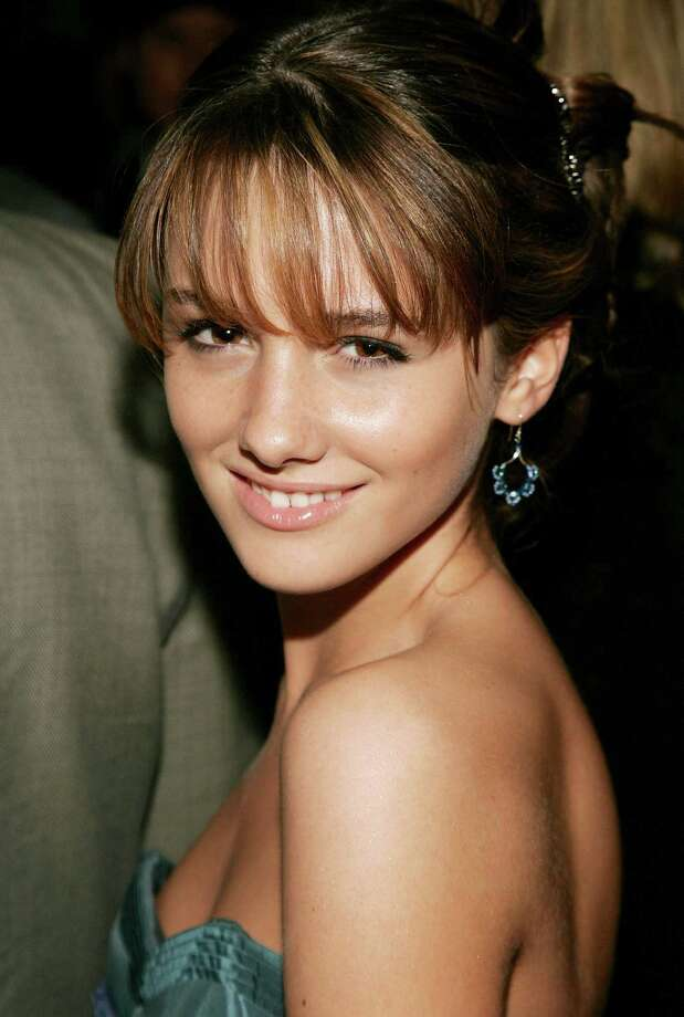 Addison Timlin  Photo: Evan Agostini, Getty Images / 2005 Getty Images