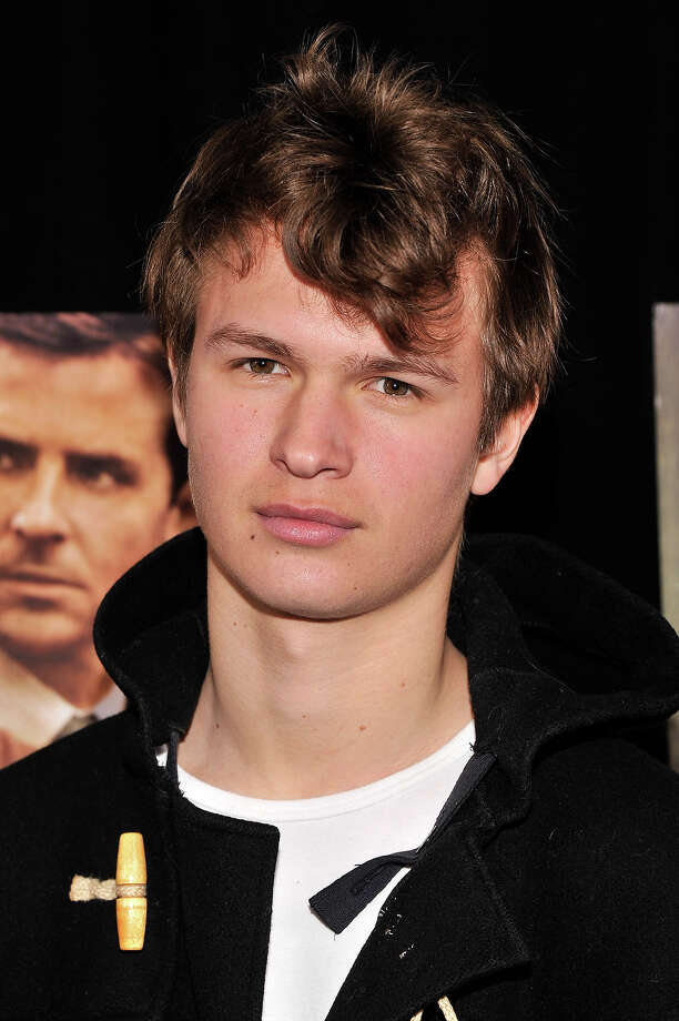 "Ansel Elgort attends ""The Place Beyond The Pines"" New York Premiere at Landmark Sunshine Cinema on March 28, 2013 in New York City. Photo: Stephen Lovekin, Getty Images / 2013 Getty Images"