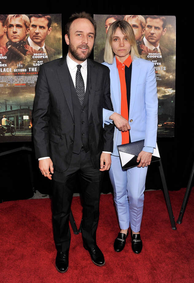 """Director Derek Cianfrance (L) and guest attend """"The Place Beyond The Pines"""" New York Premiere at Landmark Sunshine Cinema on March 28, 2013 in New York City. Photo: Stephen Lovekin, Getty Images / 2013 Getty Images"""