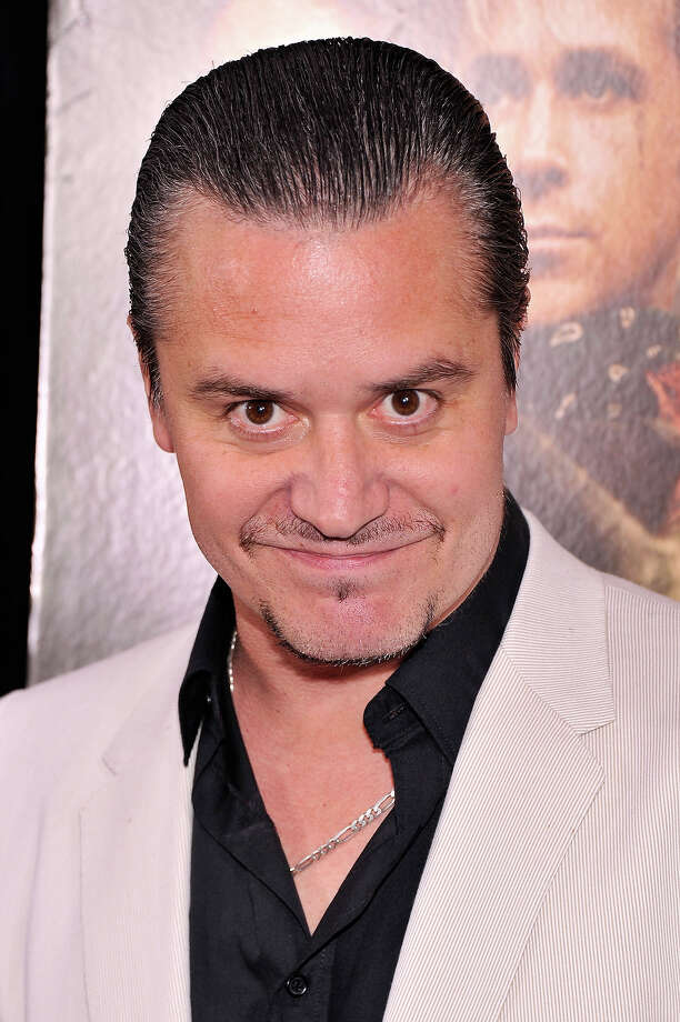 "Singer Mike Patton attends ""The Place Beyond The Pines"" New York Premiere at Landmark Sunshine Cinema on March 28, 2013 in New York City. Photo: Stephen Lovekin, Getty Images / 2013 Getty Images"
