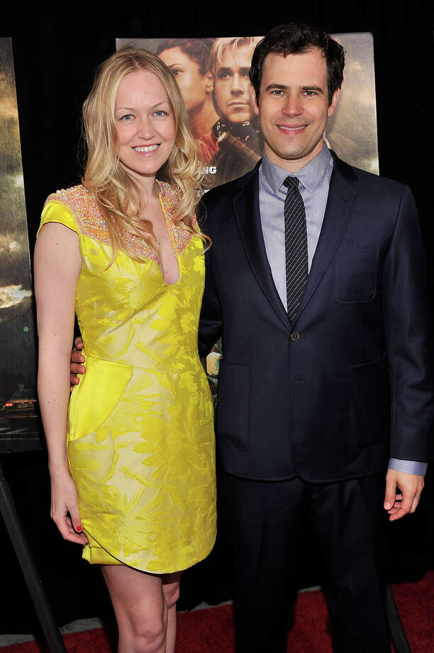 "Producers Lynette Howell and Alex Orlovsky attend ""The Place Beyond The Pines"" New York Premiere at Landmark Sunshine Cinema on March 28, 2013 in New York City. Photo: Stephen Lovekin, Getty Images / 2013 Getty Images"
