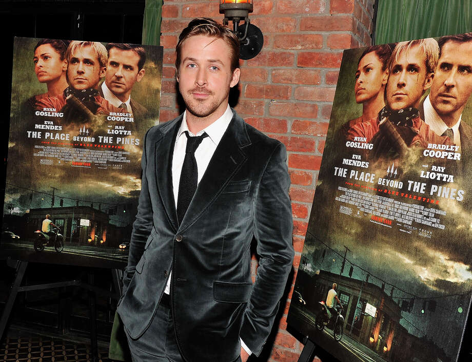"Actor Ryan Gosling attends ""The Place Beyond The Pines"" New York Premiere After Party at The Bowery Hotel on March 28, 2013 in New York City. Photo: Stephen Lovekin, Getty Images / 2013 Getty Images"