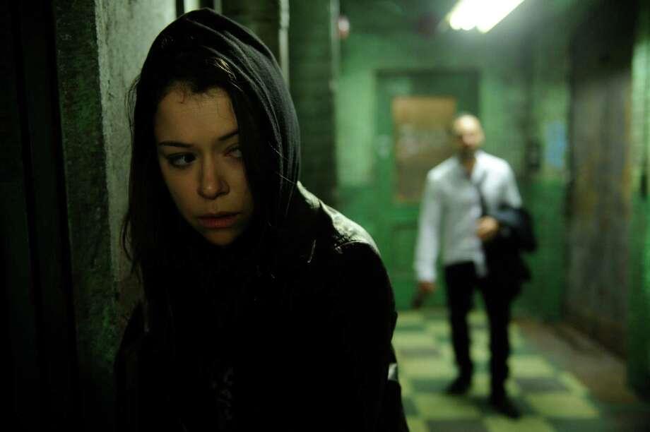 "Tatiana Maslany stars as Sarah in ""Orphan Black."" Photo: Steve Wilkie, Handout / ONLINE_YES"