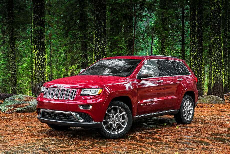 We were impressed by the 2014 Jeep's on-road ride during a day of  motoring from Austin to the Texas Hill Country, over a course of more  than 160 miles. The new Grand Cherokee feels tighter (less body roll),  as well as more refined and responsive. Photo: Courtesy Jeep