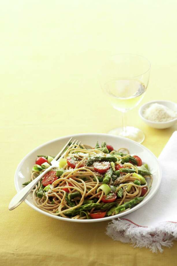 Good Housekeeping recipe for Pasta Primavera. Photo: Kate Sears