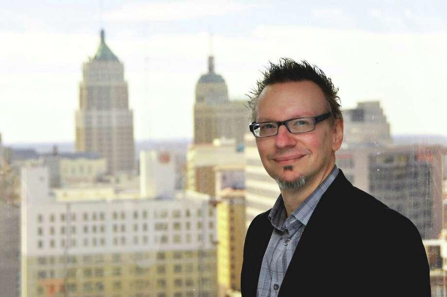 Rob Sipes is a project architect with Marmon Mok.